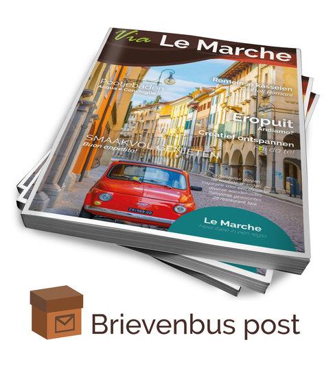 Magazine (brievenbus post)
